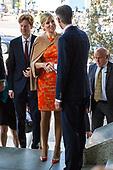 Koningin Maxima bij de klimaatconferentie Adaption Futures