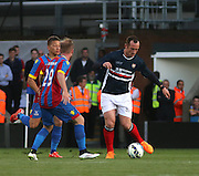 Charlie Adam in action for Dundee  - Crystal Palace v Dundee - Julian Speroni testimonial match at Selhurst Park<br /> <br />  - &copy; David Young - www.davidyoungphoto.co.uk - email: davidyoungphoto@gmail.com