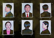 -Nobody dyes their hair in North Korea?<br />