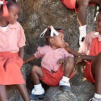 Reportage - Haiti Backstage Pictures
