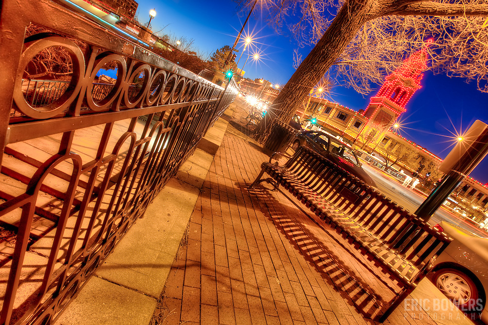 Country Club Plaza in Kansas City Missouri.