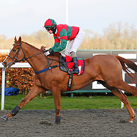 Ordensritter and J P Fahy winning the 4.15 race