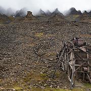 Sverdruphamaren, Spitsbergen