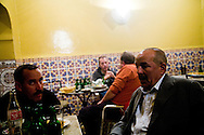 beer and alcool bar , forbidden for women in Gueliz The modern city   Marrakech  Morocco   ///  bar a biere et alcool interdit aux femmes dans le quartier moderne de Gueliz  Marrakech  Maroc  ///  MRKH007