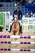 Martin Fuchs - Ghost de Reville<br /> Gothenburg Horse Show 2019<br /> © DigiShots