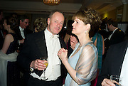FRED VONCK AND MARTHA FORD-ADAMS, The Royal Caledonian Ball 2008. In aid of the Royal Caledonian Ball Trust. Grosvenor House. London. 2 May 2008.  *** Local Caption *** -DO NOT ARCHIVE-? Copyright Photograph by Dafydd Jones. 248 Clapham Rd. London SW9 0PZ. Tel 0207 820 0771. www.dafjones.com.