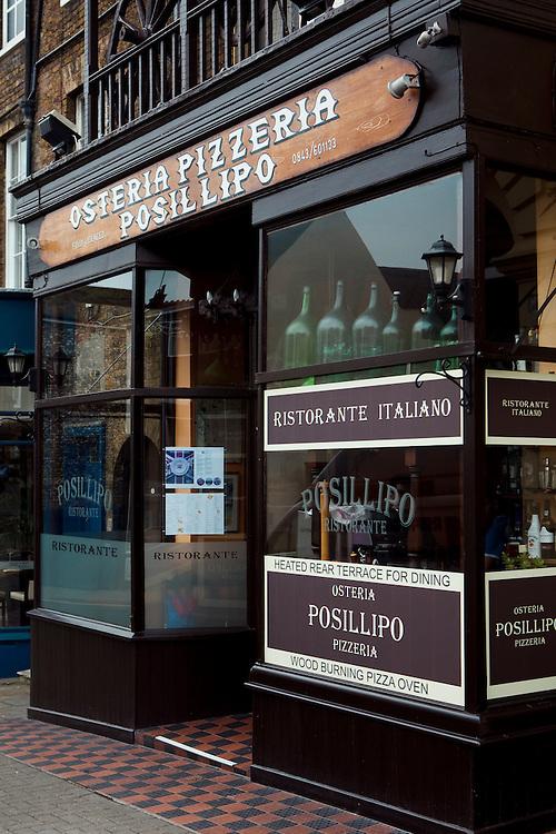 Posillipo Restaurant, Broadstairs, Kent
