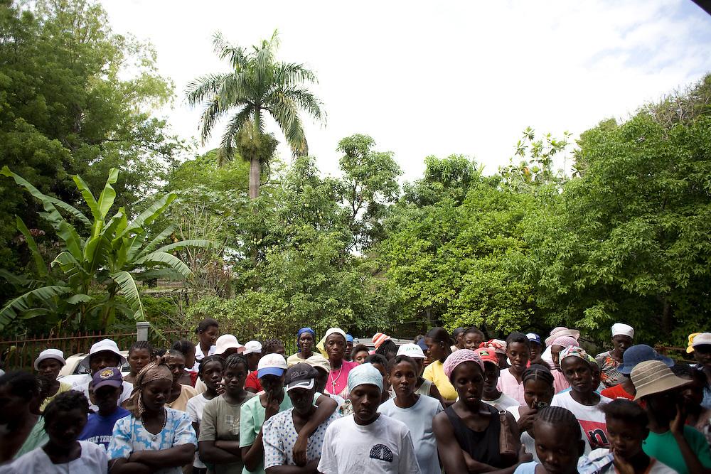 Mirbalais, Haiti. 5/4/2009 Photo by Ben Depp