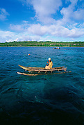 Dobu Island, off Kitava Island, The Trobriands, Papua New Guinea, (editorial use only- no model release)<br />