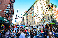 Little Italy, San Gennaro Feast