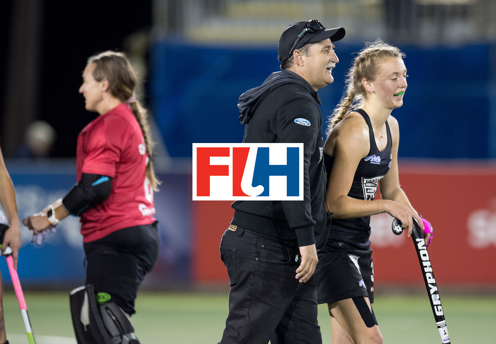 AUCKLAND - Sentinel Hockey World League final women<br /> Match id: 10304<br /> 14 ARG v NZL 1-2<br /> Foto: Mark HAGER Head Coach <br /> WORLDSPORTPICS COPYRIGHT FRANK UIJLENBROEK