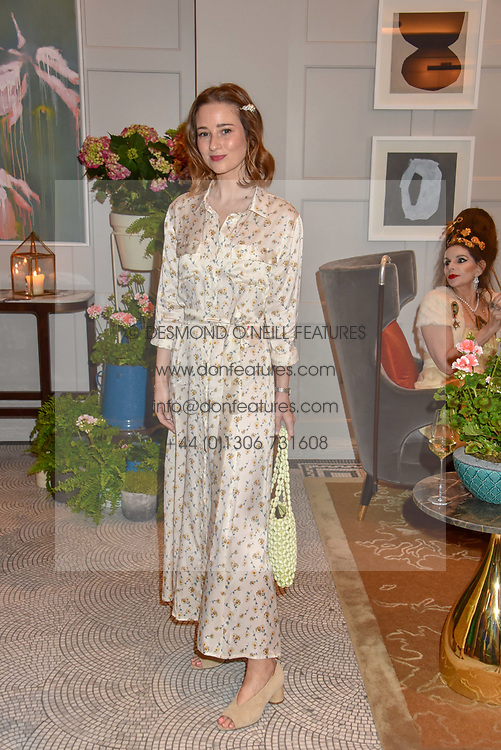 Kelly Eastwood at the Belmond Cadogan Hotel Grand Opening, Sloane Street, London England. 16 May 2019. <br /> <br /> ***For fees please contact us prior to publication***
