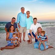 Kestmeier-Brown Family Beach Photos