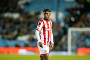 Tyrese Campbell of Stoke City during the EFL Sky Bet Championship match between Sheffield Wednesday and Stoke City at Hillsborough, Sheffield, England on 22 October 2019.