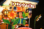 Diddymen (A Trip through Notty Ash) by Toppers Junior Carnival Club at the 2011 Glastonbury Chilkwell Guy Fawkes Carnival.