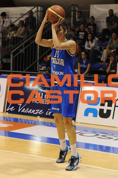 DESCRIZIONE : Pomezia Raduno Collegiale Nazionale Italiana Femminile Italia Bulgaria<br /> GIOCATORE : <br /> CATEGORIA : <br /> SQUADRA : Nazionale Italia Donne <br /> EVENTO : Raduno Collegiale Nazionale Italiana Femminile <br /> GARA : Italia Bulgaria<br /> DATA : 24/05/2012 <br /> SPORT : Pallacanestro <br /> AUTORE : Agenzia Ciamillo-Castoria/GiulioCiamillo<br /> Galleria : Fip Nazionali 2012<br /> Fotonotizia : Pomezia Raduno Collegiale Nazionale Italiana Femminile Italia Bulgaria<br /> Predefinita :
