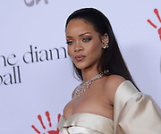 RIHANNA  at  the 2nd annual Diamond Ball held @ the Barker Hangar. December 10, 2015<br /> ©Exclusivepix Media