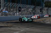 Dario Franchitti, Ryan Briscoe, Will Power, Indy Car Series