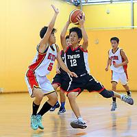 2014 Teck Whye B Division basketball