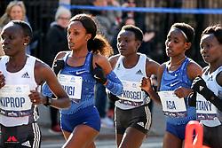 Mary Wacera Ngugi, KEN, Nike<br /> TCS New York City Marathon 2019