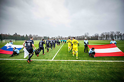Friendly football match between NK Fantazisti (SLO) and 1st TFC - First Tennis & Football Club (AUT) presented by professional and former tennis players, on November 25, 2017 in Nacionalni nogometni center Brdo pri Kranju, Slovenia. Photo by Vid Ponikvar / Sportida