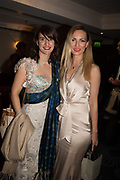 ANNA SHIELDS; IVA VIDAKOVIC, The Royal Caledonian Ball 2017, Grosvenor House, 29 April 2017