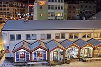 Cargo stop in Molde. Image taken with a Leica X2 camera.