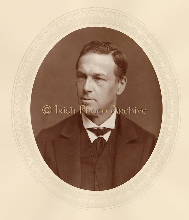 'Charles Edward Pollock (1823-1897) c1880, English lawyer and judge.'