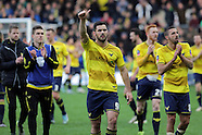 Oxford United v Swansea City - FA Cup 3rd round - 10/01/2016