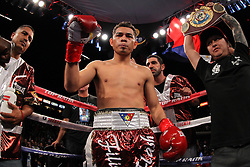 """October 13, 2012; Carson, CA; USA; Images from the HBO Boxing after Dark bout between Nonito """"The Filipino Flash"""" Donaire and Toshiaki Nishioka at the Home Depot Center in Carson, CA.  **HBO USAGE ONLY**"""