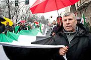 Manifestazione pro popolo siriano, Milano, 17 marzo 2013