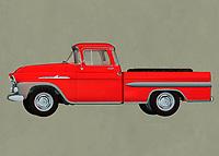Chevrolette Apache 1959