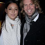 NLD/Amsterdam/20100118 - Jubileum concert Laura Vlasblom, Martin van der Starre en partner Deborah