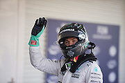 October 29, 2016: Mexican Grand Prix. Nico Rosberg  (GER), Mercedes