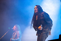 2019-06-05 | Norje, Sweden: ZP Theart performing at Sweden Rock Festival ( Photo by: Roger Linde | Swe Press Photo )<br /> <br /> Keywords: Sweden Rock Festival, Norje, Festival, SRF, Skid Row