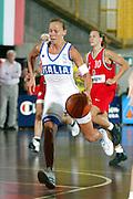 Ritiro Bormio <br /> Italia-Ungheria<br /> Nella foto: Zara