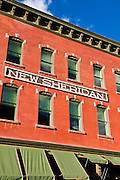 The Sheridan Hotel and historic buildings, Telluride, Colorado