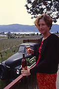 Slamka Winery, Kelowna, B.C., Canada<br />