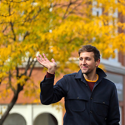 Homecoming- Andrew Dost visit