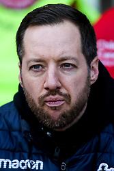 Bristol Rovers manager Ben Garner - Mandatory by-line: Robbie Stephenson/JMP - 22/02/2020 - FOOTBALL - Stadium of Light - Sunderland, England - Sunderland v Bristol Rovers - Sky Bet League One