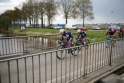 Anouska Koster (NED) at Healthy Ageing Tour 2019 - Stage 3, a 124 km road race starting and finishing in Musselkanaal, Netherlands on April 12, 2019. Photo by Sean Robinson/velofocus.com