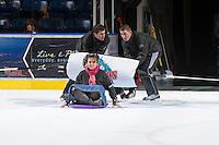 KELOWNA, CANADA - JANUARY 11:   Tri City Americans at the Kelowna Rockets on January 11, 2013 at Prospera Place in Kelowna, British Columbia, Canada (Photo by Marissa Baecker/Shoot the Breeze) *** Local Caption ***