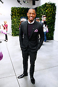 """Terrence Jenkins poses during the """"Share, Love, Celebrate the Best of P&G"""" Influencer Event at DIA in New York City, New York on March 27, 2013."""