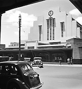 Market Hall, Reinforced Concrete, Nairobi, Kenya, Africa, 1937