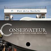 mise a l'eau La Rochelle