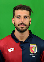 "Italian League Serie A -2016-2017 / <br /> ( Genoa CFC ) - <br /> Miguel Luis Pinto Veloso "" Miguel Veloso """