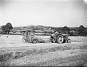 Ferns, Wexford, Haymaking and Town.17/06/1957