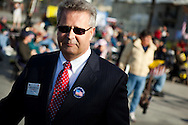 Larry Naritelli is running for governor of California.