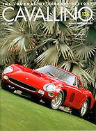 Magazine Cover - Cavallino Ferarri 250 GTO 64