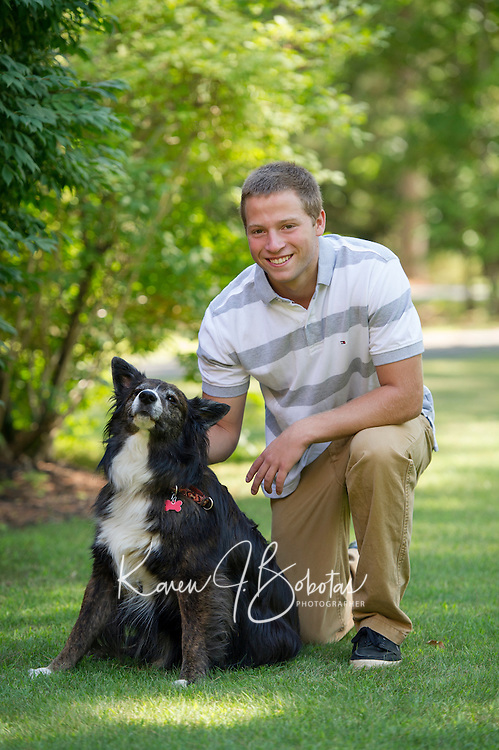 Carter senior portrait session.  ©2015 Karen Bobotas Photographer